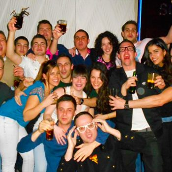 What to din Madrid At night - groups S