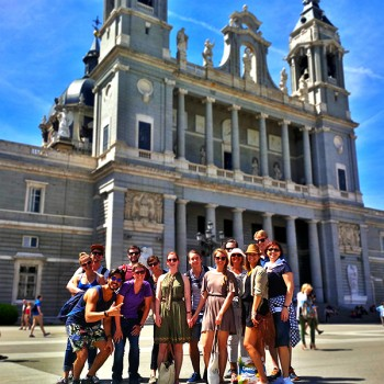 what to do en Madrid - with a group