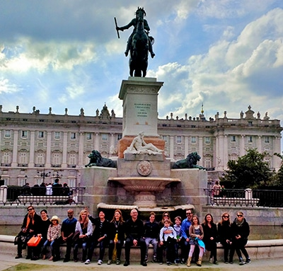 Free tour Madrid - Palacio