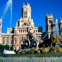 Que hacer en Madrid - cibeles M