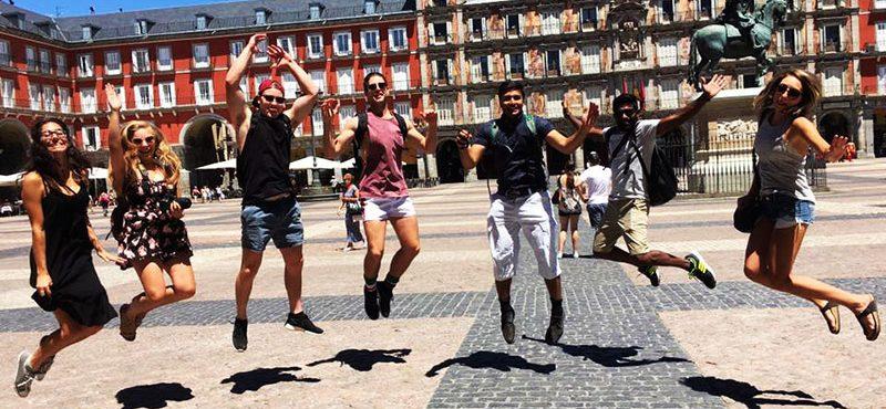 free walking tour madrid - photo