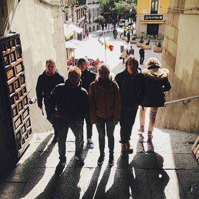 free walking tour Madrid - arco