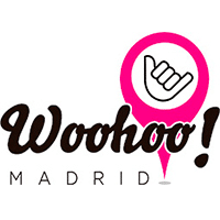 Accommodation in Madrid - Logo Woohoo