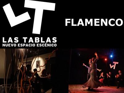 Flamenco in Madrid - las tablas