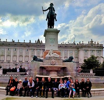 Free tour Madrid - Palacio