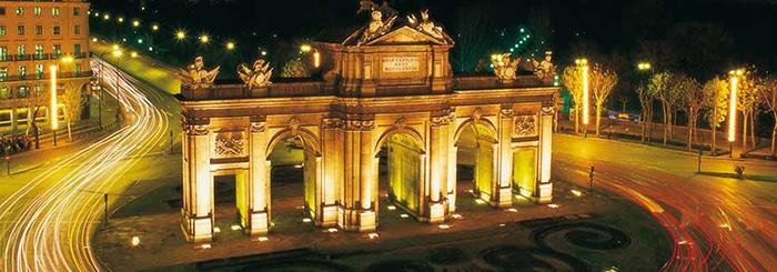 Sitios para visitar en Madrid - madrid de noche