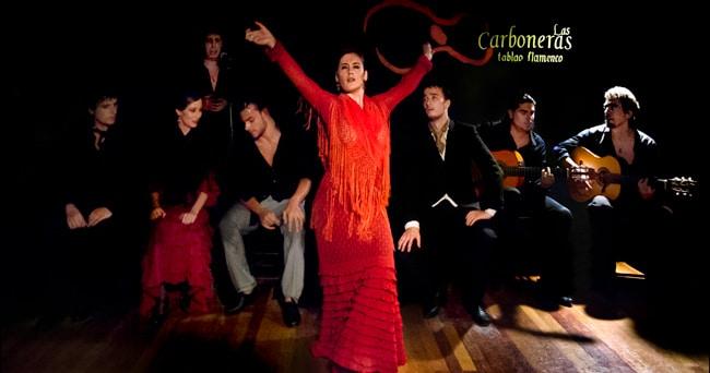Tablao las Carboneras-show