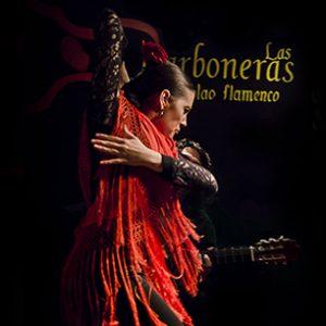 Tablao Las Carboneras - baile