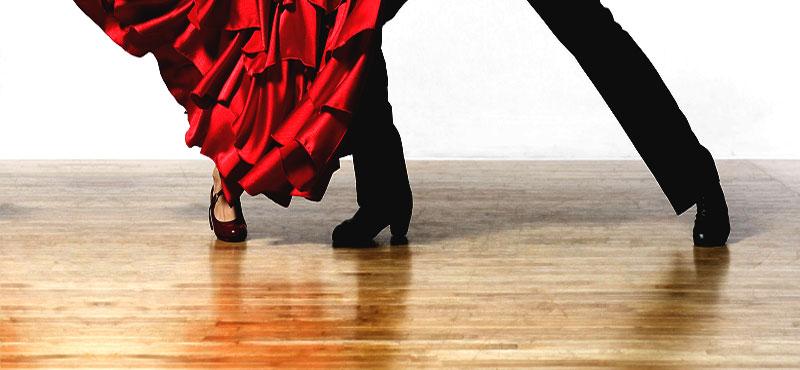 Flamenco Show Madrid - dancers
