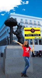 Flamenco show Madrid - meet us here