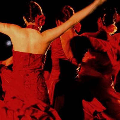Flamenco show Madrid - flamenco dancing