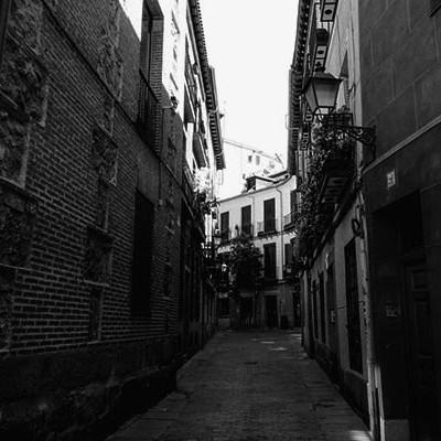 Tapas Madrid-streets