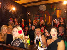Group activities Madrid - Murder Mystery Dinner Experience