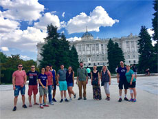 Group activities Madrid - Madrid city tours