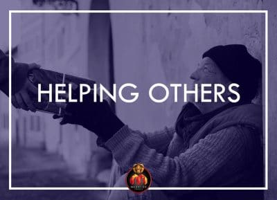 Madrid Events - Helping others